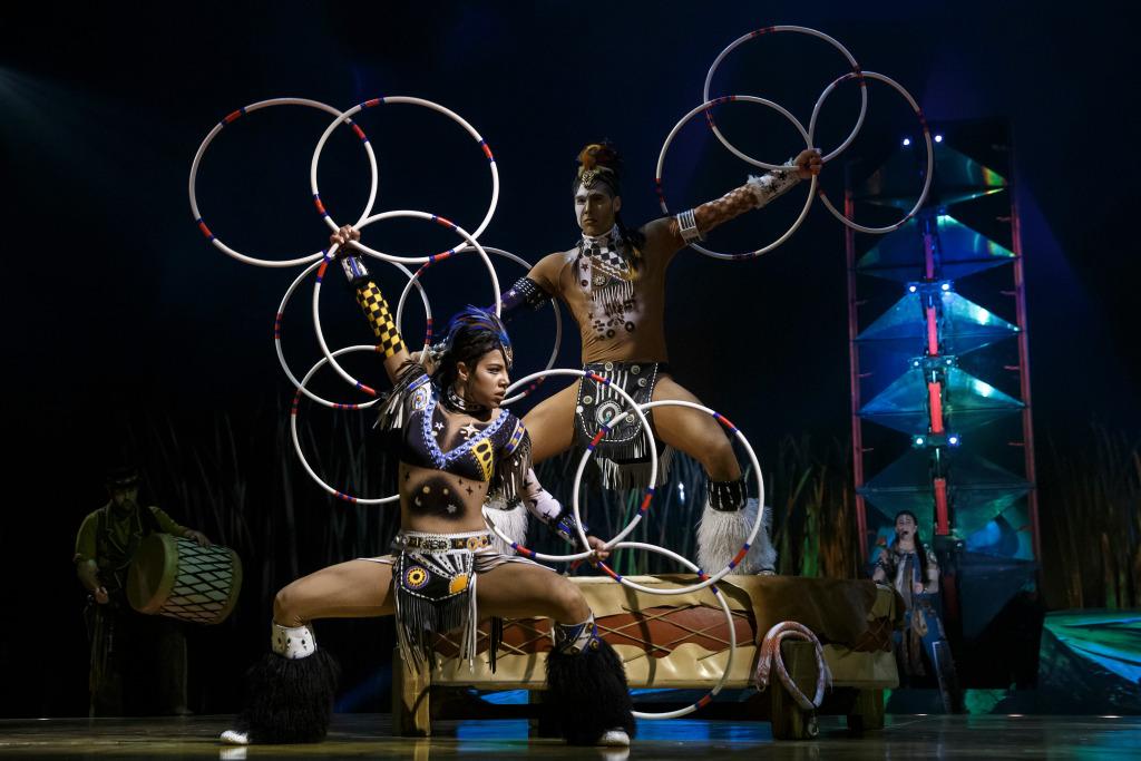 Cirque Du Soleil Suomessa
